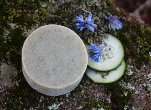 Cucumber Nettle Soap 3