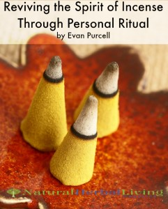 Reviving the Spirit of Incense Through Personal Ritual – by Evan Purcell
