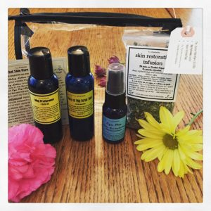Herbal Skincare 101 Kit by LC of Acirema